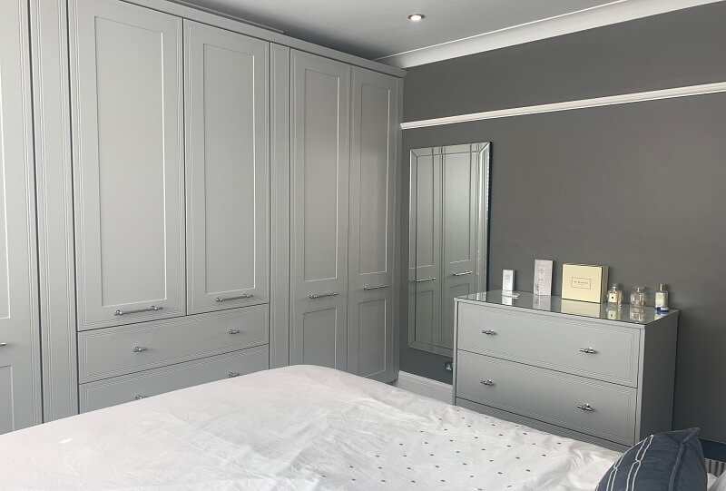 Fitted Bedroom Installation