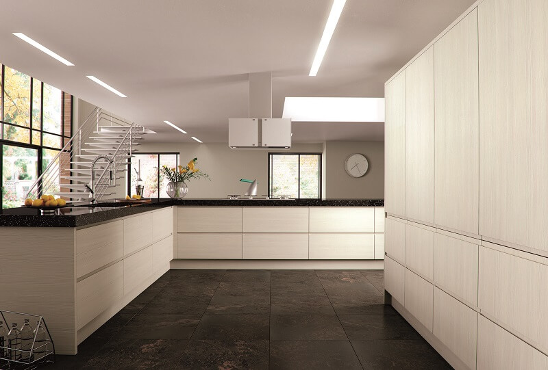 Kitchen Installations Mottingham, South East London - Avola Cream Knebworth Kitchen